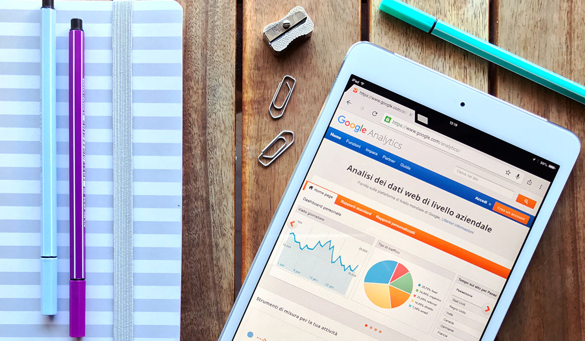 Come creare un account Google Analytics e collegarlo al tuo sito WordPress