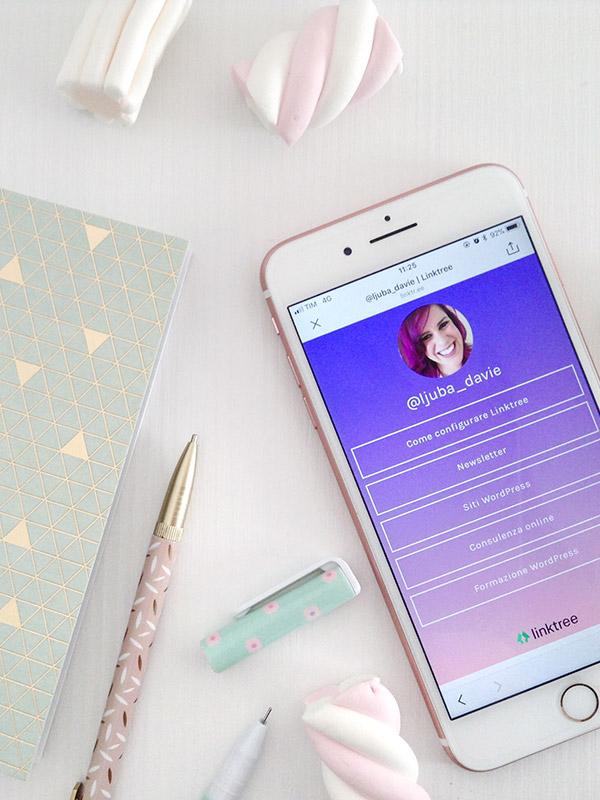 Tool per Instagram: guida alla configurazione di Linktree